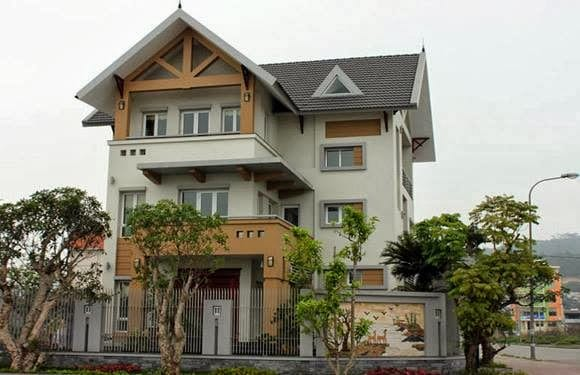 Công trình sơn nhà tại Sóc Sơn Hà Nội 1